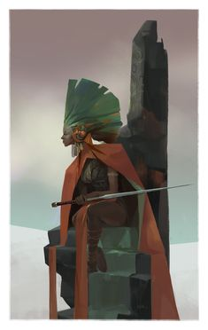 Concept Art World — Check out this great illustration by Jen Zee!...