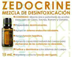 todo el mes de #agosto la mezcla de #desintoxicación Zedocrine tiene 10% ideal para cuidar la salud del #hígado