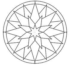 Dibujo de Mandala 28