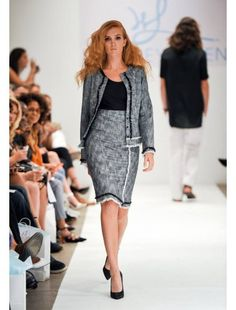 37ec75aa65 SANTORINI skirt and SICILY jacket from luxury fashion and lifestyle brand Whitney  Linen