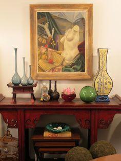 Decoração com Móveis Vintage - Acervo de Interiores
