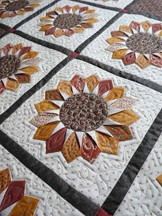 Dresden Star, Edyta Sitar,both pattern and templates are available on her website.