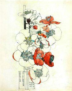 Charles Rennie Mackintosh & Margaret MacDonald Mackintosh