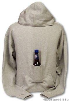 Sweatschirt de buveur de bière
