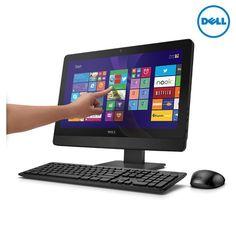 3-Piece Set: Dell Inspiron 3048 Windows 8.1 Dual-Core 2.6GHz 1TB All-in-One Desktop PC