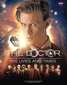 Doctor Who: The Doctor - His Lives and Times.
