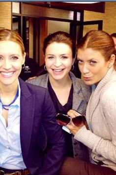 kadee strickland caterina scorsone kate walsh!! private practice