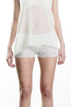 Hand crochet shorts mum spring / summer by mumandmeCLOTHINGsk, $90.00