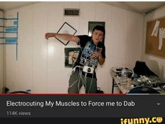 Electrocuting My Muscles to Force me to Dab views - iFunny :) Best Funny Photos, Dance Humor, Funny Dance, Dance Memes, Fresh Memes, I Cant Even, Popular Memes, Youtubers, Clever