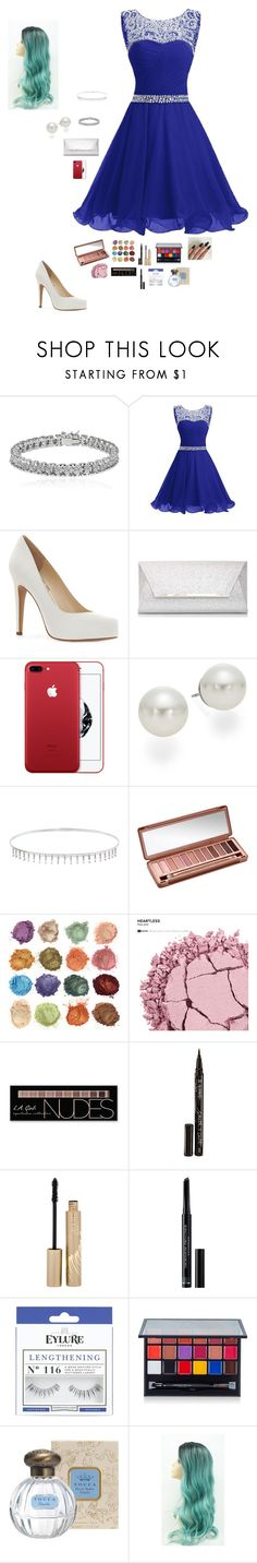 """Untitled #1361"" by wallacehanna ❤ liked on Polyvore featuring Apples & Figs, Jessica Simpson, Dorothy Perkins, AK Anne Klein, Suzanne Kalan, Urban Decay, Charlotte Russe, Smith & Cult, Stila and Christian Dior"