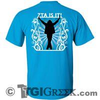 TGI Greek Tshirt - Zeta Tau Alpha