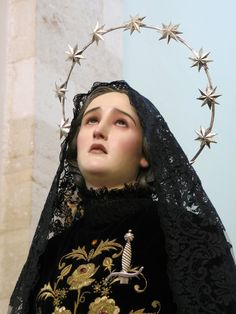 Mother of Sorrows.