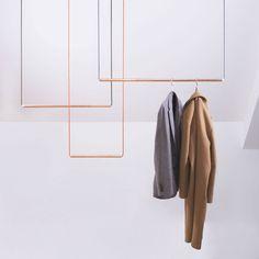 Copper hanger KAPSTOK