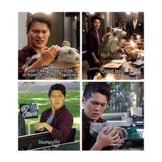 The librarians stumpy Best Tv Shows, Movies And Tv Shows, Ezekiel Jones, Timeless Show, John Kim, Night At The Museum, Movies Playing, Film Music Books, Geek Out
