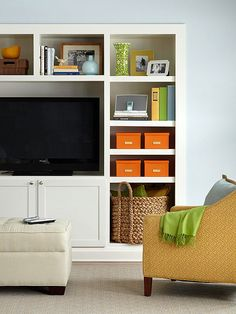 Decorating With A Tv