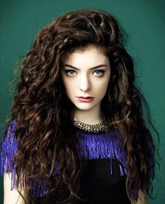 October Style Muse: Lorde