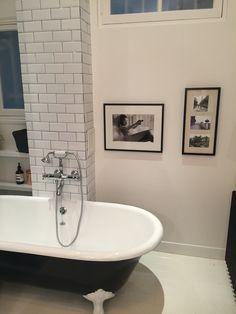 Salle de bain black & white  C2villaucourt.com