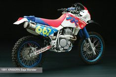 Outside the Box: RS750 and XR680RN - Experience Powersports - Honda Powersports