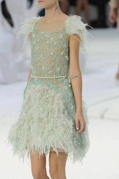 english-rose: Chanel spring 2012