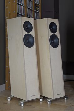 Very high quality loudspeaker kits, components, upgrades, modifications and custom solutions. Humble Homemade Hifi - the one stop loudspeaker shop.