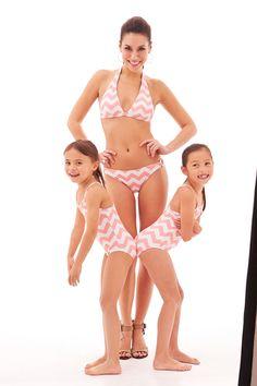 Not joke! Girls bathing suits bikini