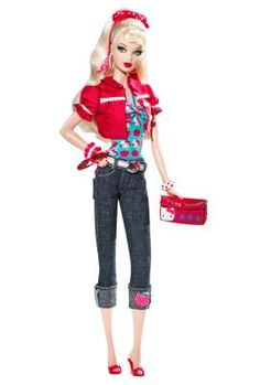 Hello Kitty® Barbie® Doll (2008) | The Barbie Collection