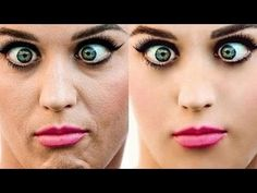 Watch Photoshop Transform Your Favorite Celebrities Right Before Your Eyes! Our daughters need to see this!