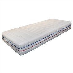 Taschenfederkernmatratze-Betten-ABC-OrthoMatra-XXL-TFK-7-Zonen-Hrtegrad-H4-mit-Coolmax-Bezug