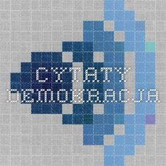 cytaty demokracja