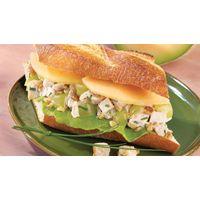 Sandwich au poulet et au cantaloup. Recettes IGA