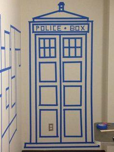doctor who bedroom idea - Dr Who Bedroom Ideas
