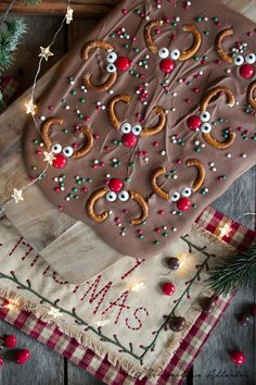 Rentier-Schokolade und andere süße Ideen für die Weihnachtszeit ⭐️⭐️⭐️