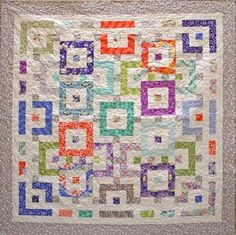 Good Fortune Quilt Kit
