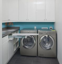 laundry room makeover | Laundry Room Makeover Love of Family Home - CUBBIES