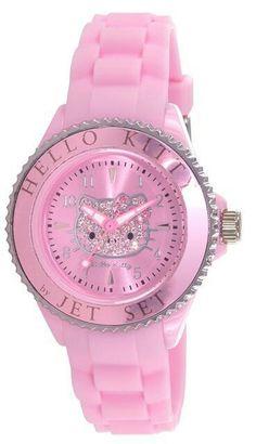HK pink watch