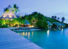 Bora Bora. Yes yes!