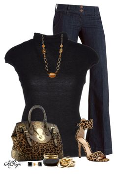 """Moving into Fall Style"" by kginger ❤ liked on Polyvore"