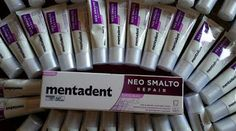 Nel carrello di Chicca: Nuovo dentifricio Mentadent Neo Smalto Repair...la...