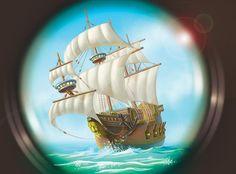 7. «Пираты семи морей». Враг.