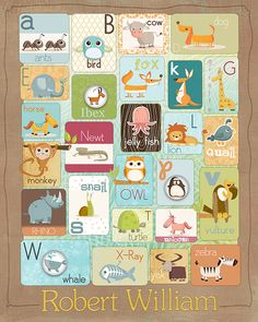 great abc poster by mymalloryboys at designerdigitals.com ...(oh, thank you!)