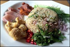 Isaan Fried Rice in Phuket.