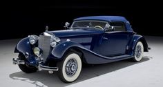 1938 Mercedes-Benz  Maintenance/restoration of old/vintage vehicles: the material for new cogs/casters/gears/pads could be cast polyamide which I (Cast polyamide) can produce. My contact: tatjana.alic@windowslive.com