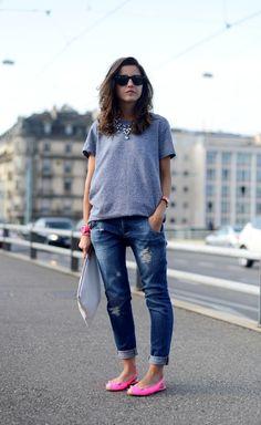 Você gostaria de mudar seu estilo?! Deixar seus looks mais modernos e interessantes?! Se sentir mais feminina e poderosa?! Saiba que com alguns detalh...