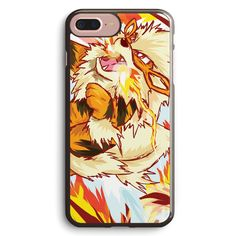 Arcanine Apple iPhone 7 Plus Case Cover ISVF584