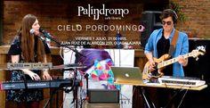 Cielo Pordomingo en Concierto - #Palindromo #Guadalajara #Jalisco #Mexico #CieloPordomingo #PalindromoCafe