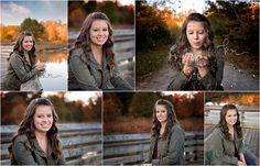 Senior, girl, class of 2016, outdoors, photos, photographer, photography, argyle, burgundy, long hair, brunette, fence, river, jacket, cargo, glitter