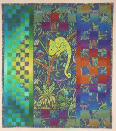 Bein' Green--original design by Betsy Vinegrad