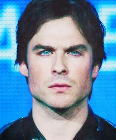 Ian - the eyes!