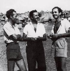 Μια σχετικά άγνωστη μαρτυρία για τον Μάνο Κατράκη στη Μακρόνησο Portrait Art, Athens, Che Guevara, Greece, Personality, Nostalgia, Memories, History, Film