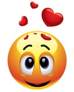 Emoticon in Love